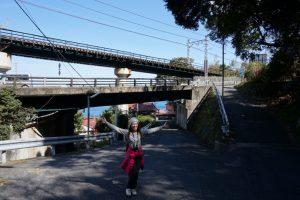 伊豆急行線の高架