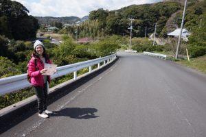 山道にて1